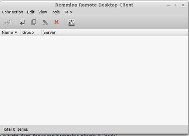 Remmina Remote Desktop Client